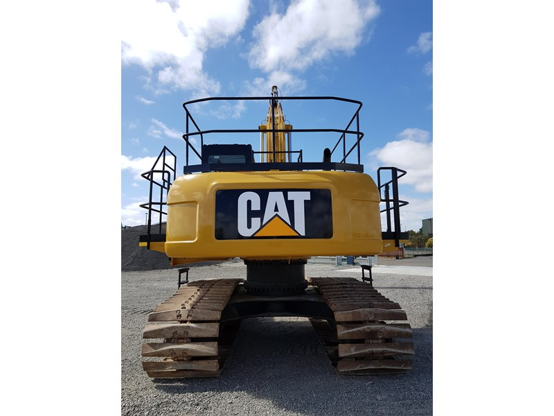 caterpillar 329dl long reach 573544 004