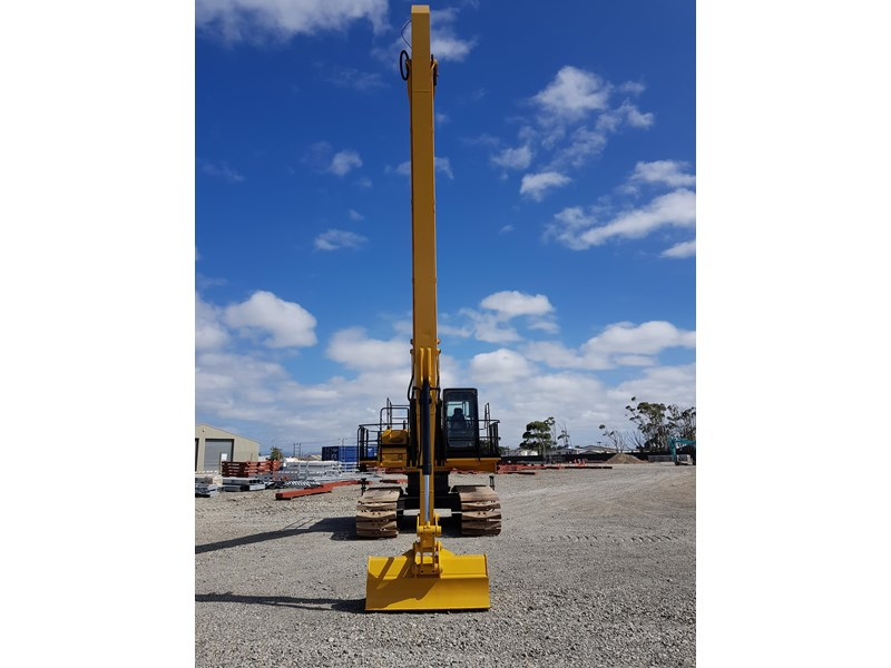 caterpillar 329dl long reach 573544 009