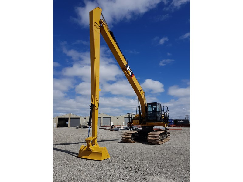 caterpillar 329dl long reach 573544 010