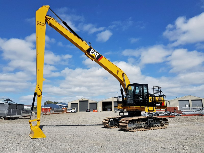 caterpillar 329dl long reach 573544 001