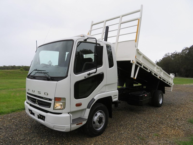 fuso fighter 6 666235 002