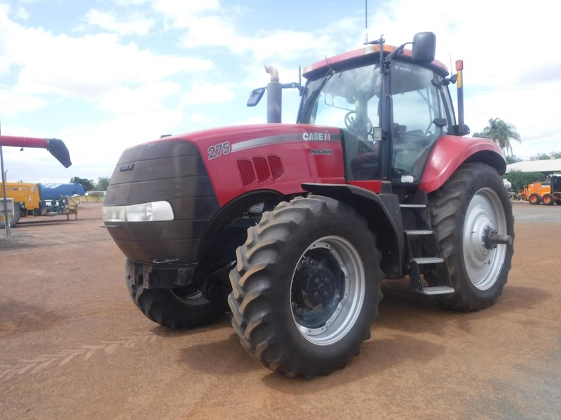 case mx 275 fwa tractor 683296 002