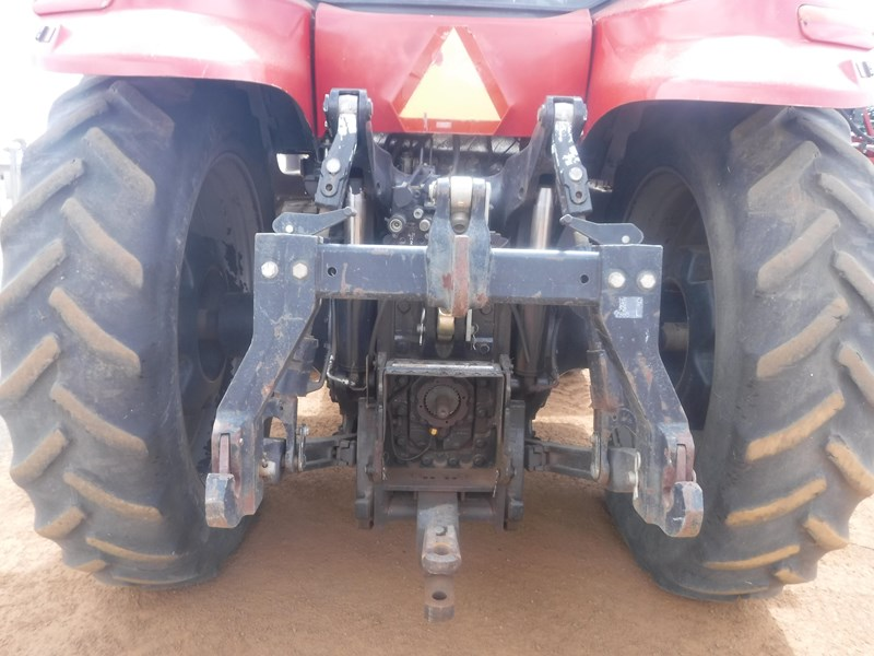 case mx 275 fwa tractor 683296 008