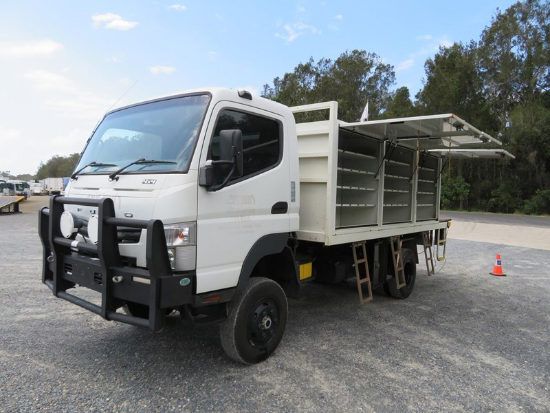 2013 FUSO CANTER 715 FG 4X4 for sale