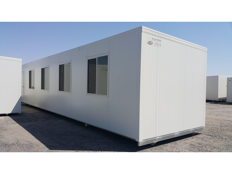 mcgregor 12.0m x 3.0m site office 685571 001