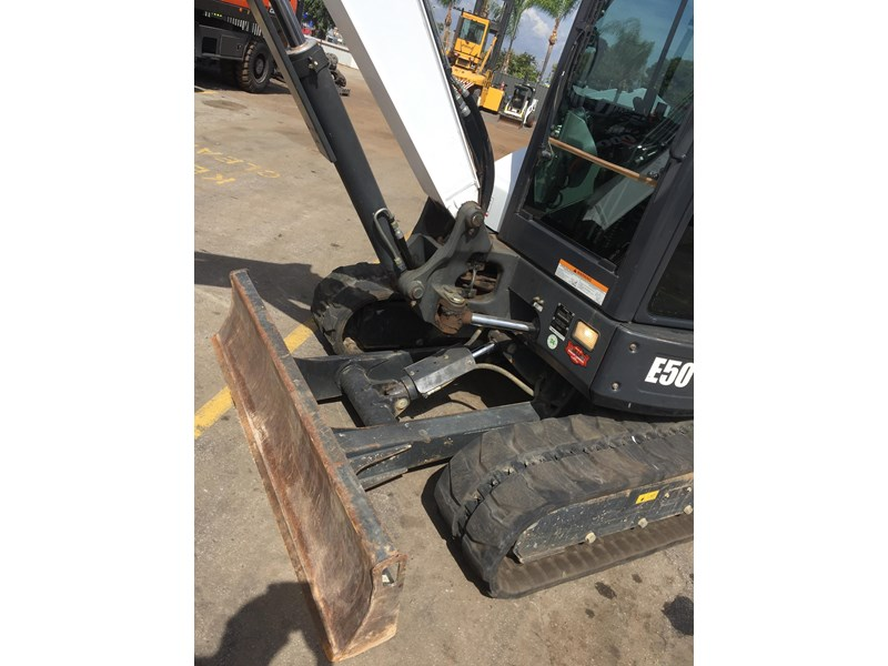 bobcat e50 - excellent condition - price reduced! 687499 009