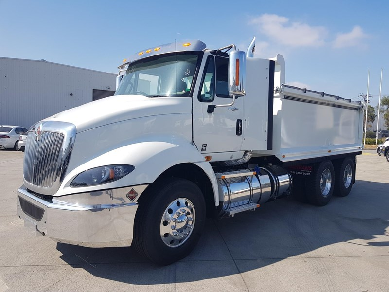 2019 INTERNATIONAL PROSTAR AMT Tipper In Stock now! for sale