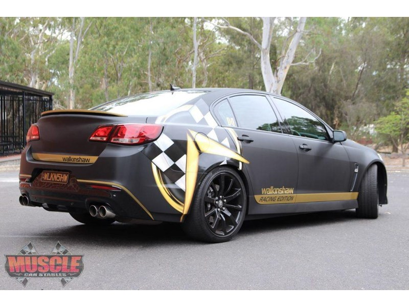 2013 HOLDEN COMMODORE Walkinshaw Racing Edition for sale