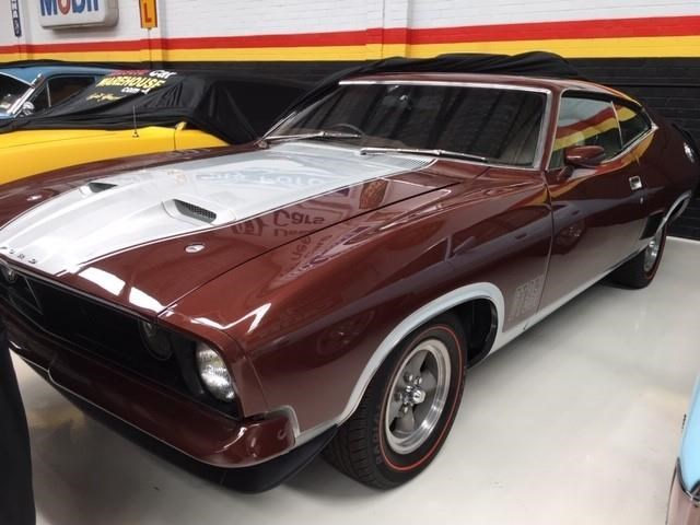 1974 FORD FALCON XB GT for sale