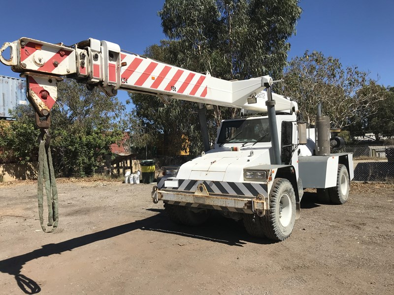 2009 TEREX AT 15 for sale
