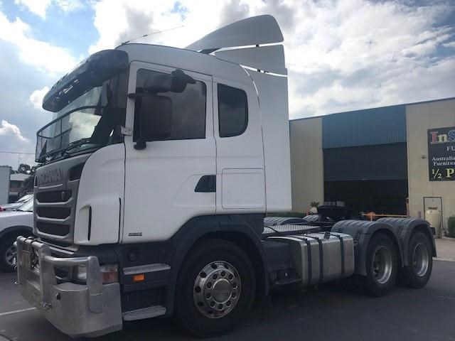 2012 SCANIA G440 for sale