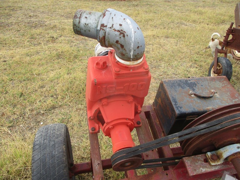 "unknown transfer pump 4"" 692179 002"