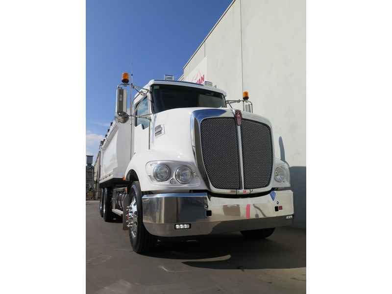 2016 KENWORTH T409 TIPPER for sale