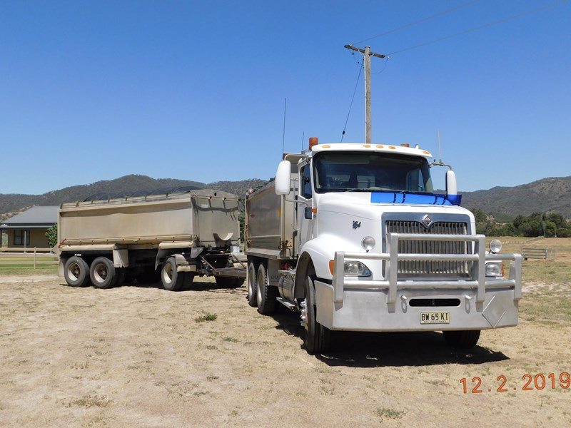 international 9200i eagle 623379 001
