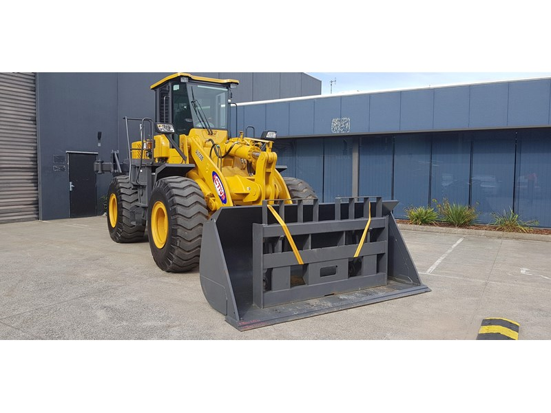active machinery al958e 19.5t, 'cat engine, 4spd electric trans, 3 yr warranty 588706 016