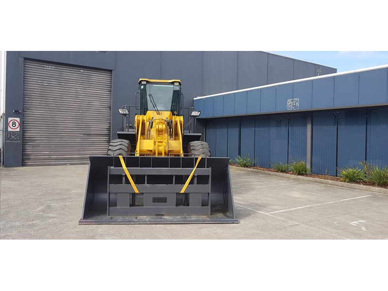 active machinery al958e 19.5t, 'cat engine, 4spd electric trans, 3 yr warranty 588706 017
