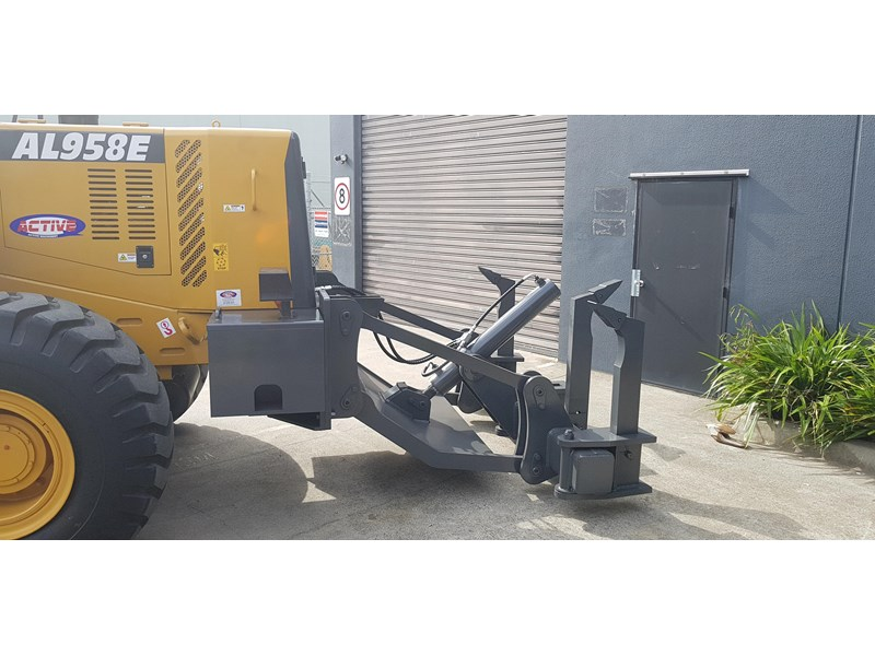 active machinery al958e 19.5t, 'cat engine, 4spd electric trans, 3 yr warranty 588706 022