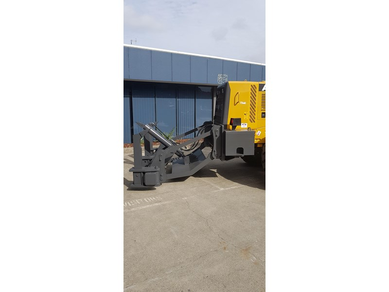 active machinery al958e 19.5t, 'cat engine, 4spd electric trans, 3 yr warranty 588706 025