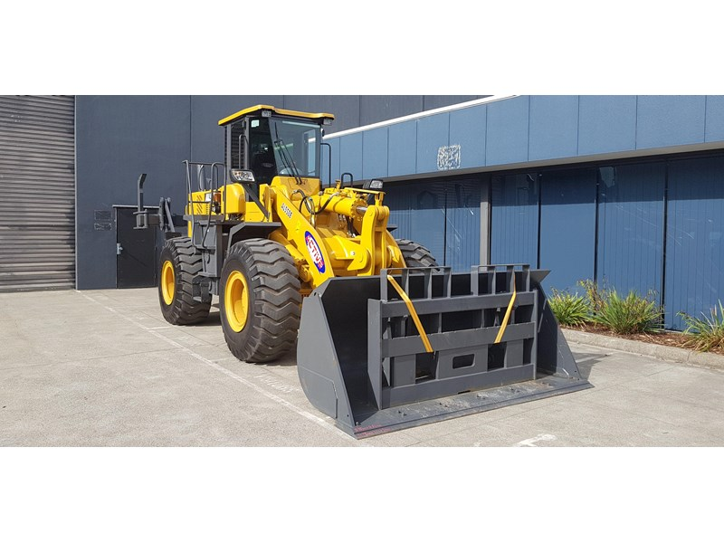 active machinery al958e 19.5t, 'cat engine, 4spd electric trans, 3 yr warranty 588706 032