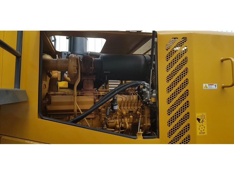 active machinery al958e 19.5t, 'cat engine, 4spd electric trans, 3 yr warranty 588706 042