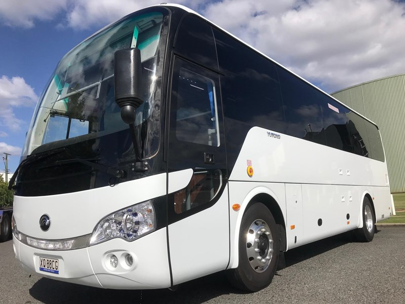 yutong 39 seat luxury coach 693748 001