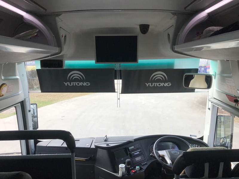 yutong 39 seat luxury coach 693748 009