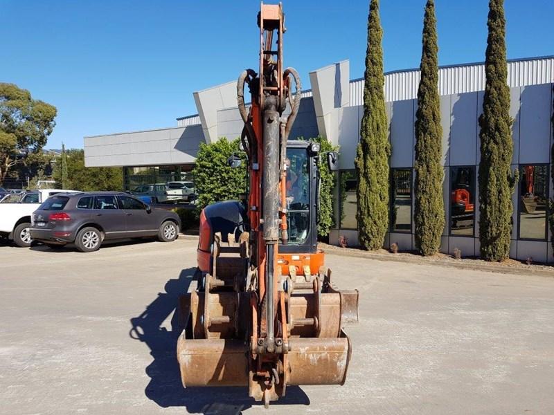 2012 Kubota U55 4 For Sale