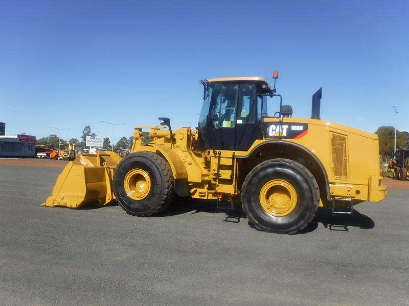 caterpillar 966h loader 684117 009