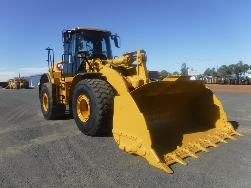 caterpillar 966h loader 684117 002