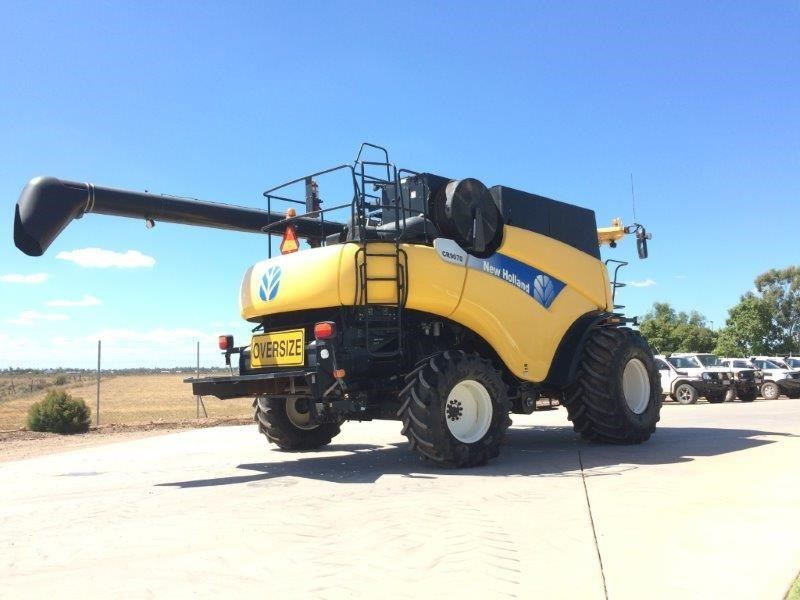 new holland cr9070 583742 006