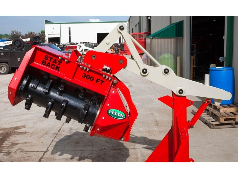 2018 FECON BULL HOG MULCHER 5-10T Excavators for sale or hire