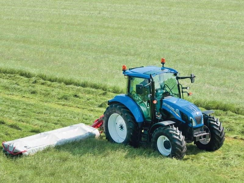 2018 NEW HOLLAND T5 95 ELECTRO COMMAND for sale