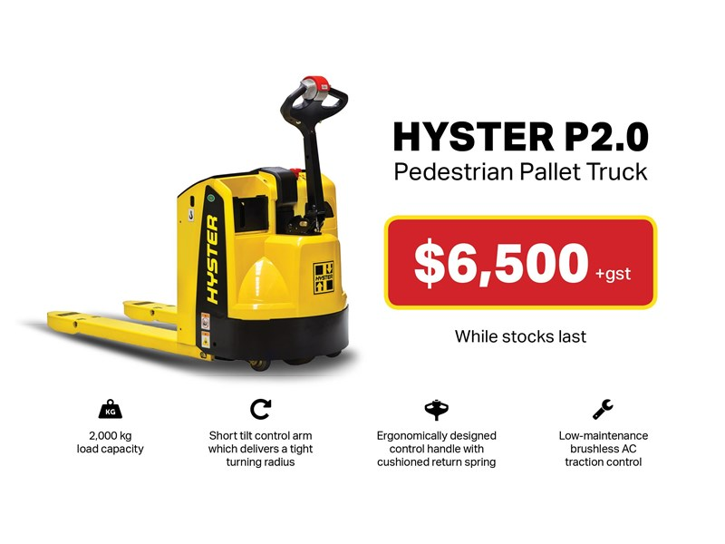 hyster p2.0 664739 001