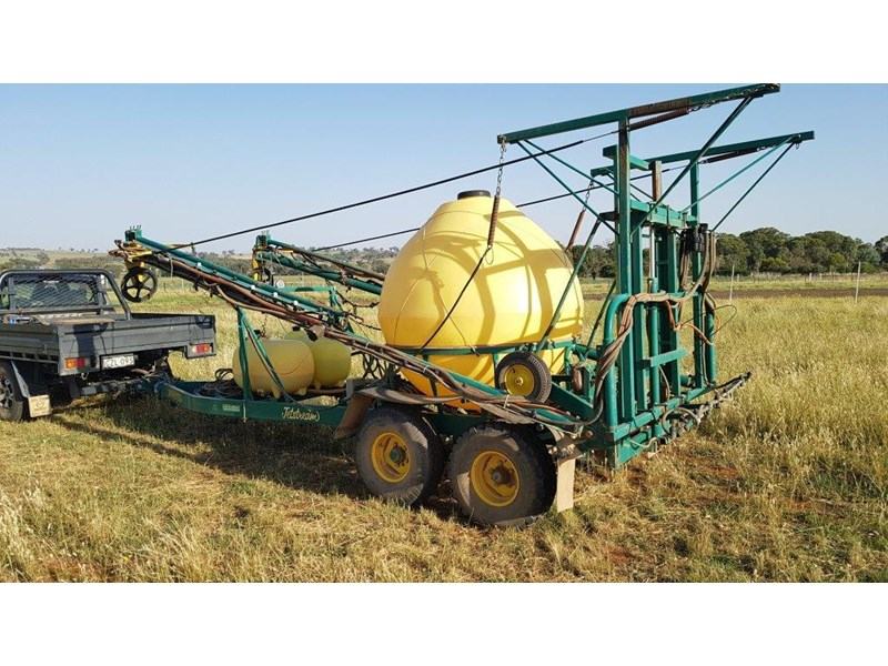 spray boom jetstream overseer 700619 001