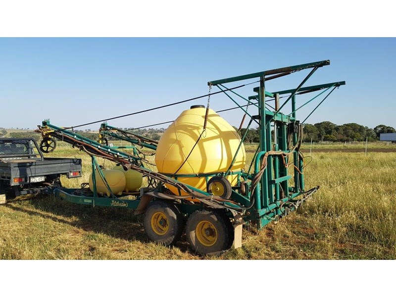 spray boom jetstream overseer 700619 002