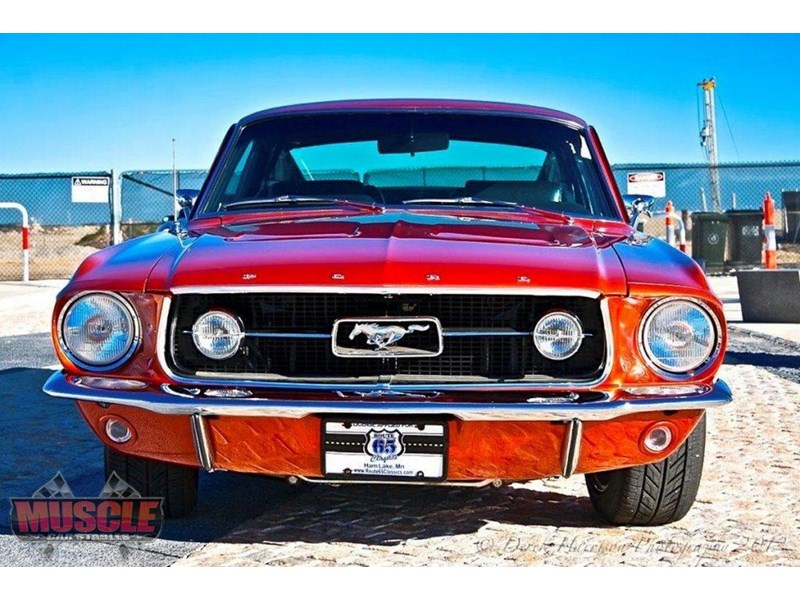 ford mustang 702640 005