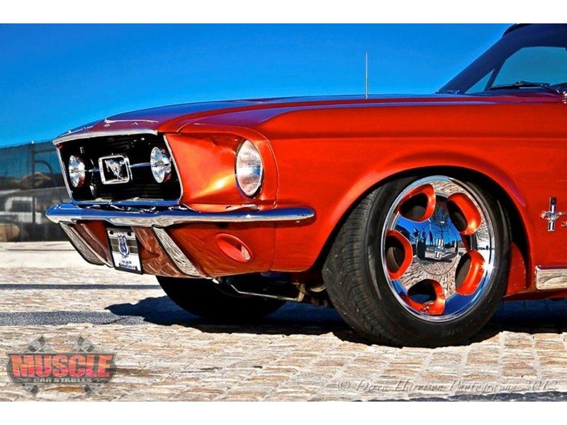 ford mustang 702640 007