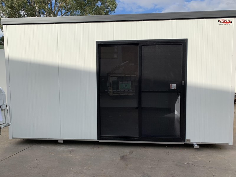 site office 4.8m x 3.0m site office / lunchroom 698936 002