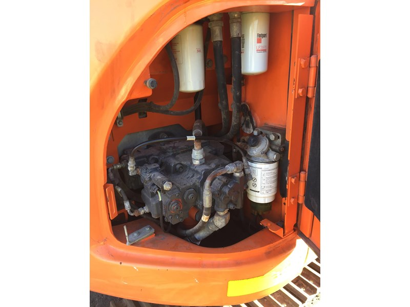 doosan dx140lcr - excellent condition - low hours! 703003 013