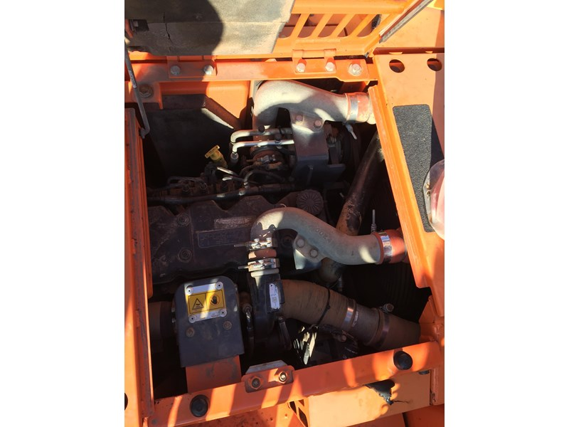 doosan dx140lcr - excellent condition - low hours! 703003 015