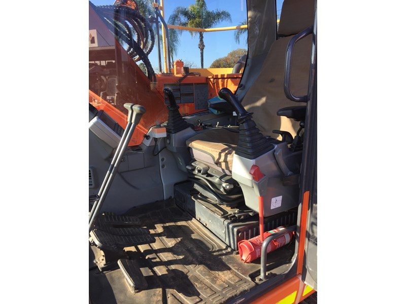doosan dx140lcr - excellent condition - low hours! 703003 016