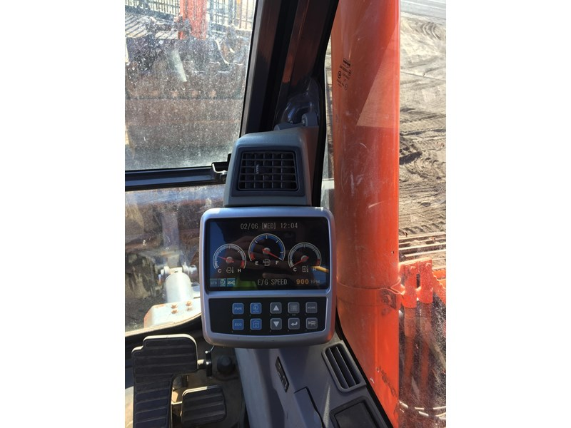doosan dx140lcr - excellent condition - low hours! 703003 017