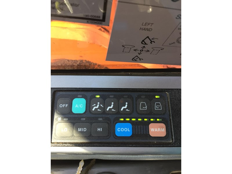 doosan dx140lcr - excellent condition - low hours! 703003 019