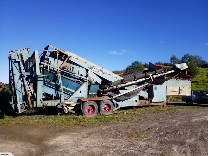 powerscreen chieftain 703893 003