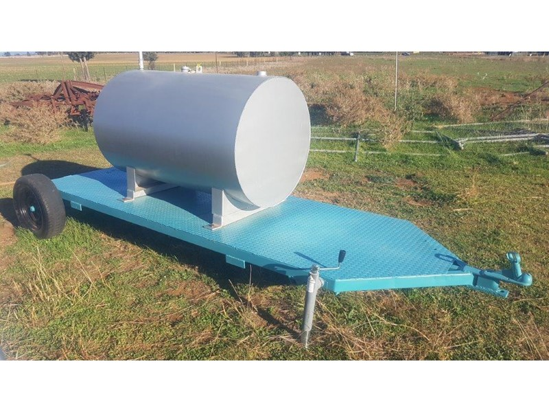 fuel tank on trailer 950 ltr 703571 005