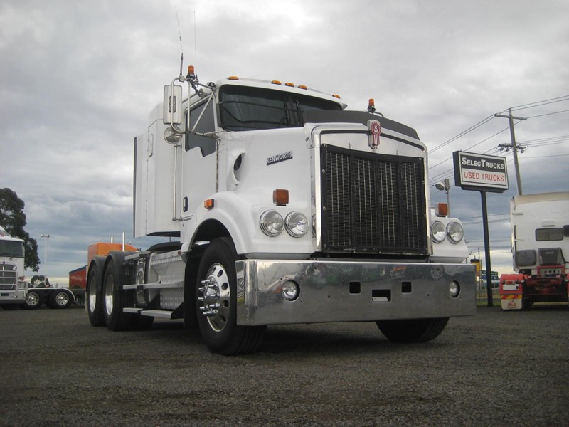 2011 KENWORTH T409 SAR for sale