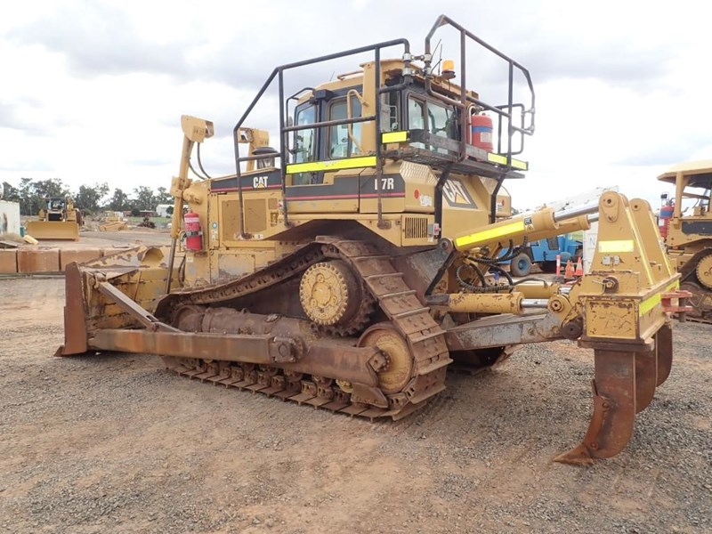 caterpillar d7r series ii 662837 003