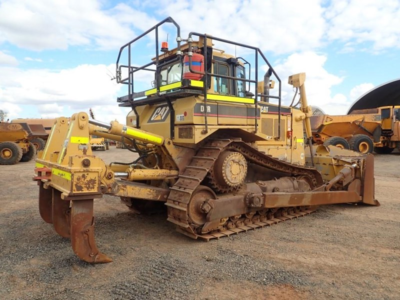 caterpillar d7r series ii 662837 005