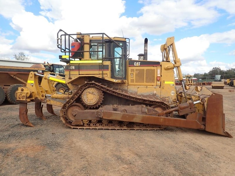 caterpillar d7r series ii 662837 006