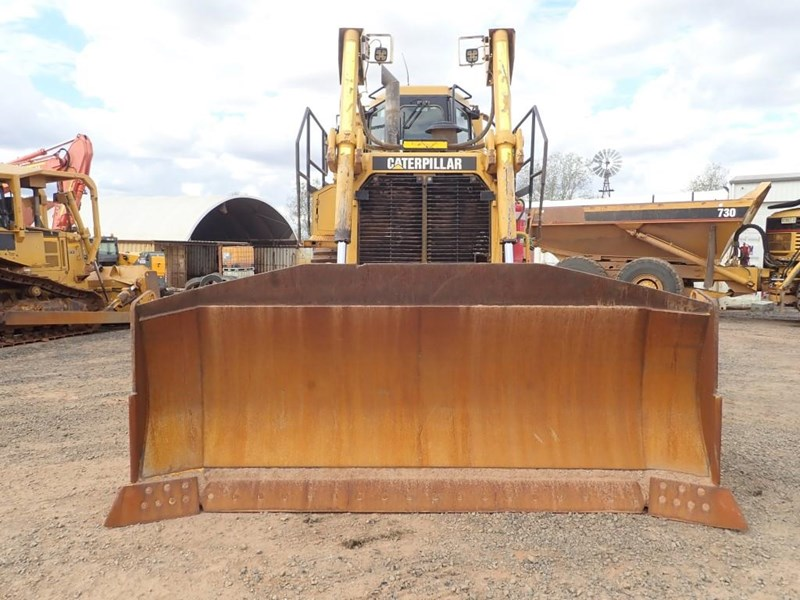 caterpillar d7r series ii 662837 008